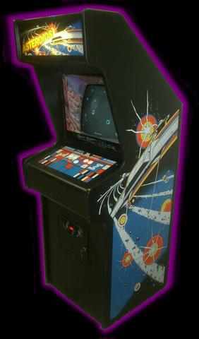 asteroids arcade vector - photo #11