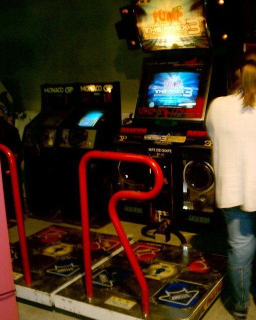 pump it up machine